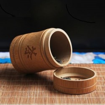 Caja para té Bambú Feng Shui