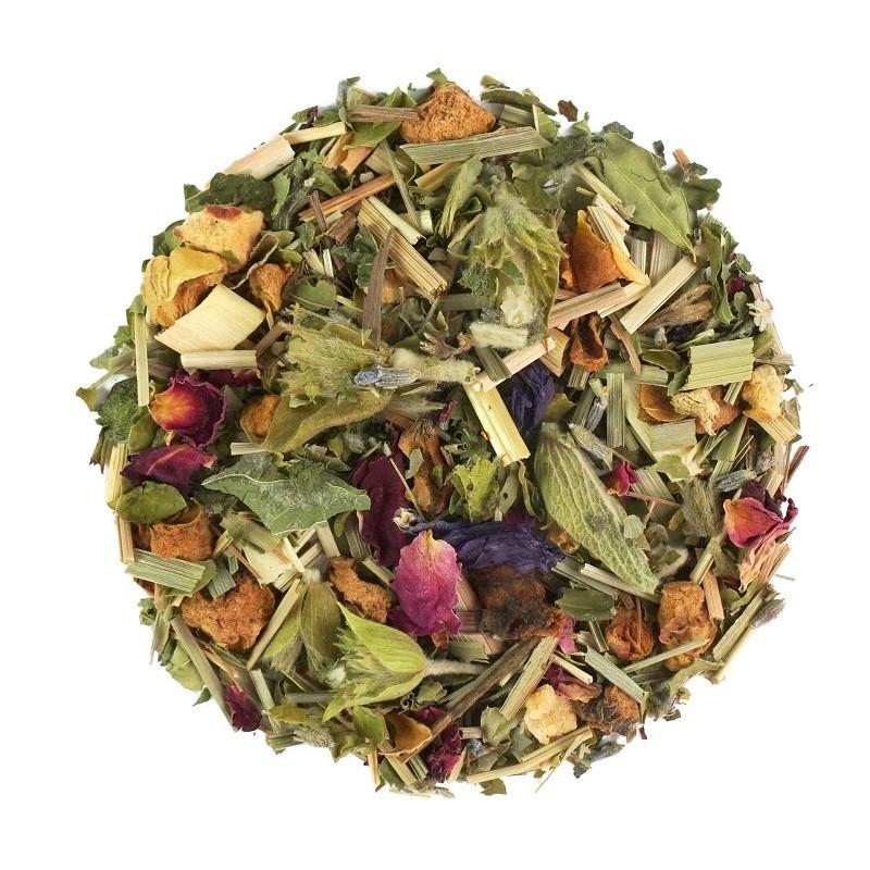 Mug Porcelana Flores