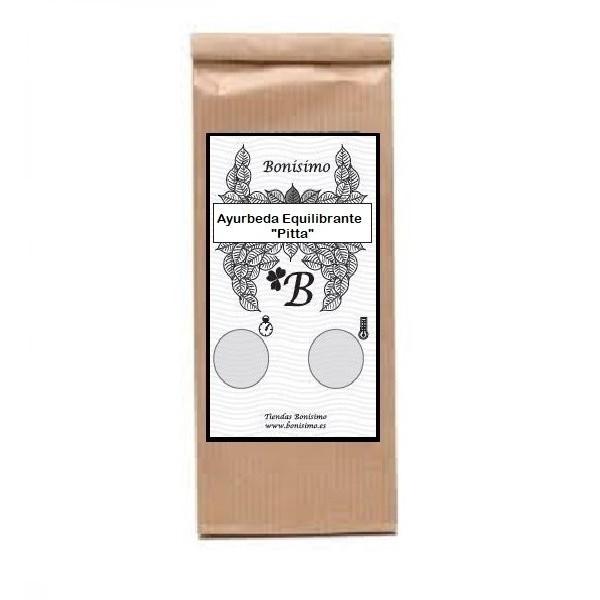 Caja para té Cool & Icy - AzuL Metálico