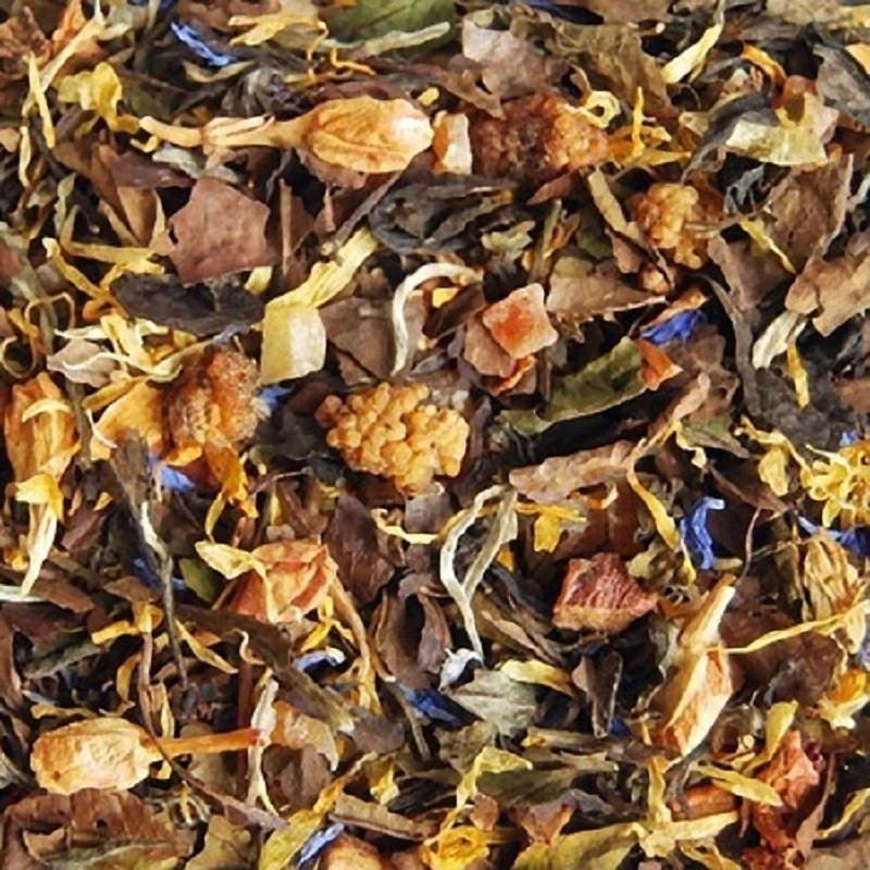 Caja para té Cool & Icy - Rosa Metálico