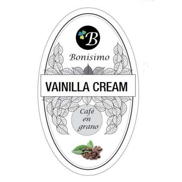"Café ""Vainilla Cream"""