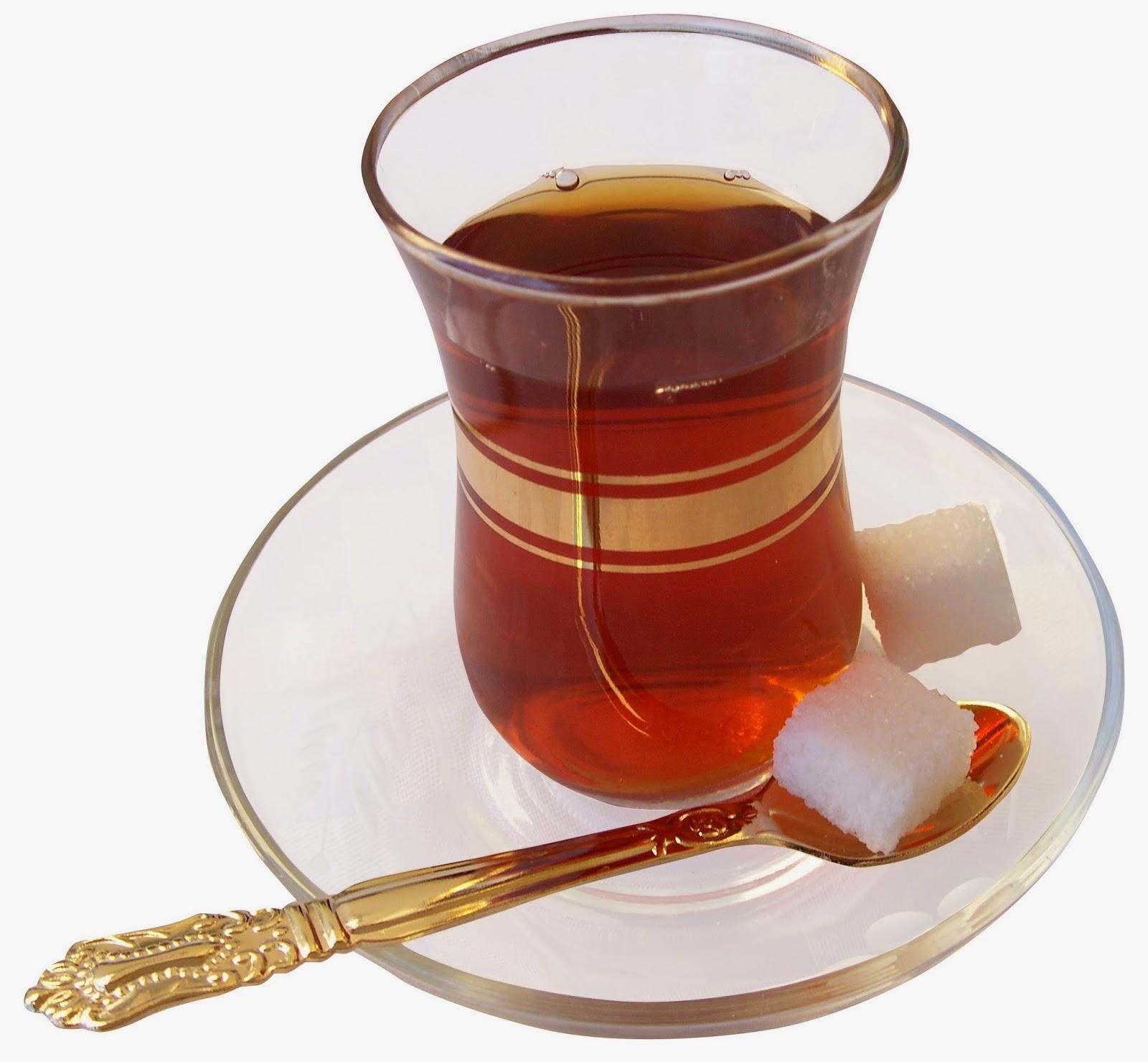 El té con o sin azúcar