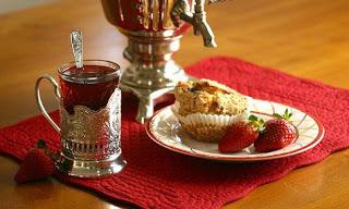 El té en Rusia