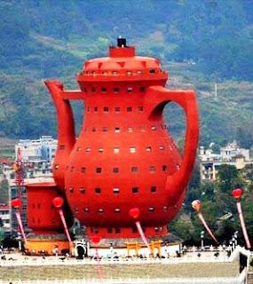 Museo del té de Meitan