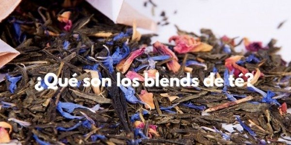 ¿Qué son los blends de té?